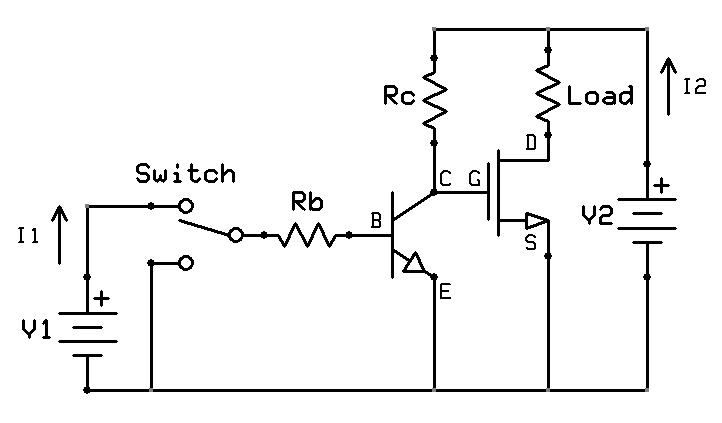 Triac Variante Del Scr furthermore Two Way Switch furthermore S le and hold also Motor Plc likewise Logic Gates. on transistor switch circuit diagram