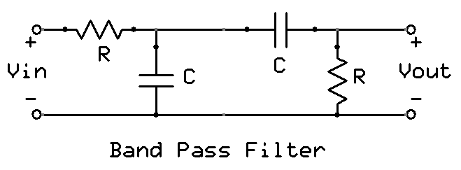 16. RLC Circuits and Filters (Chapter 16) | Dr. Stienecker's Site Band Stop Filter Schematic Diagram Of A Circuit on